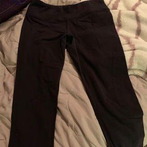 Black Glyder Capri leggings size medium